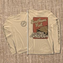 Bag Of Nuts - Ivory - Long Sleeve