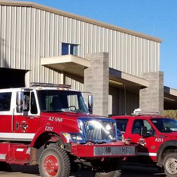 Vernon Fire Station 1