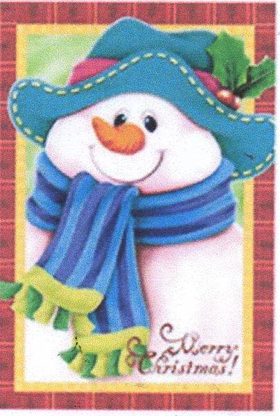 "49020H-Winter Flag for Christmas 28""x40"""