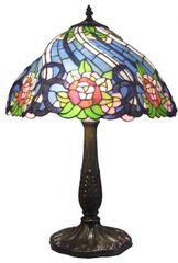 "16""W x 22.44""H Tiffany Style Lamp"