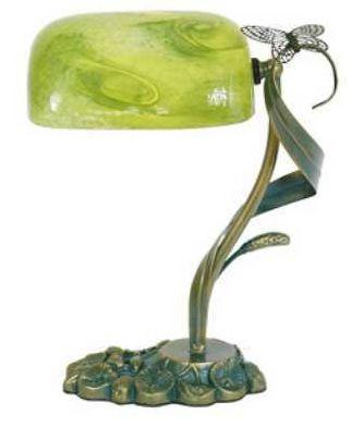 GH8150-Green Banker's Lamp