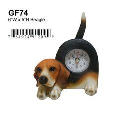 """Beagle Dog 6""""W x 5""""H"""