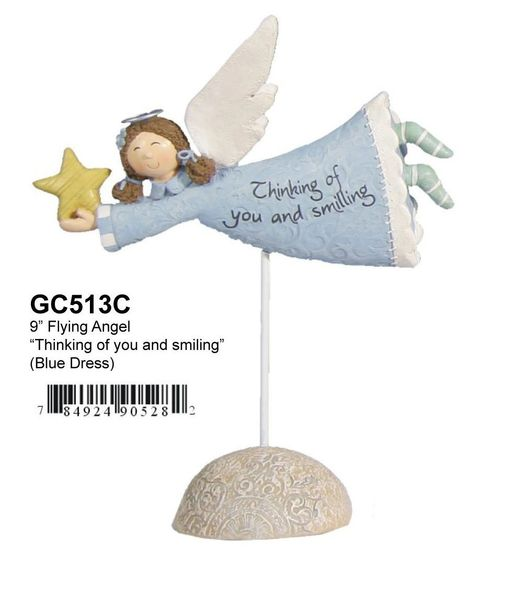 "GC513C 8"" FLYING ANGEL"