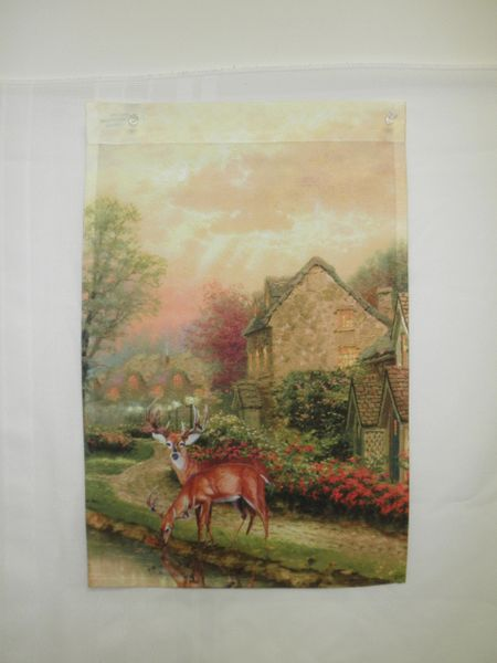 AIE DEAR BY THE WATER GARDEN FLAG