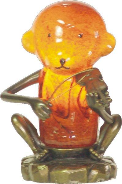 "GTS502-7""H Monkey Lamp"