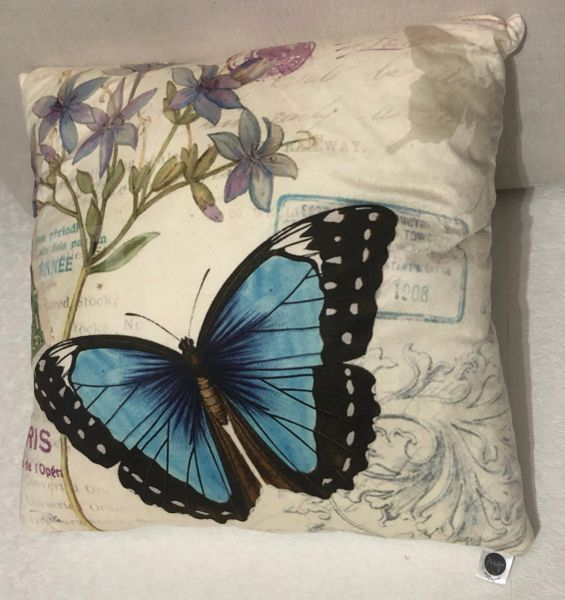 AZDecor The Butterfly Cushion