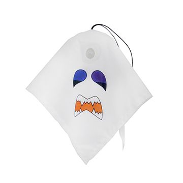 AW98987 - Blue Eyes PIR GHOST - shake, sing & light up