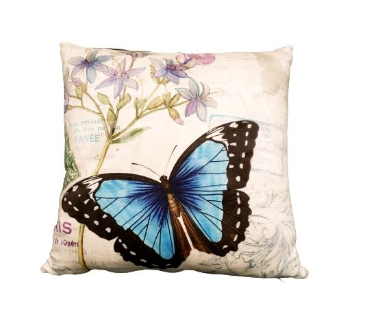 MT82207-THE BUTTERFLY CUSHION