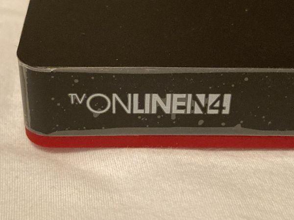 2022 AVOV TVONLINE N4 - 2G/8G Android 4K IPTV Set Top BOX DUAL WIFI - REPLACES N2