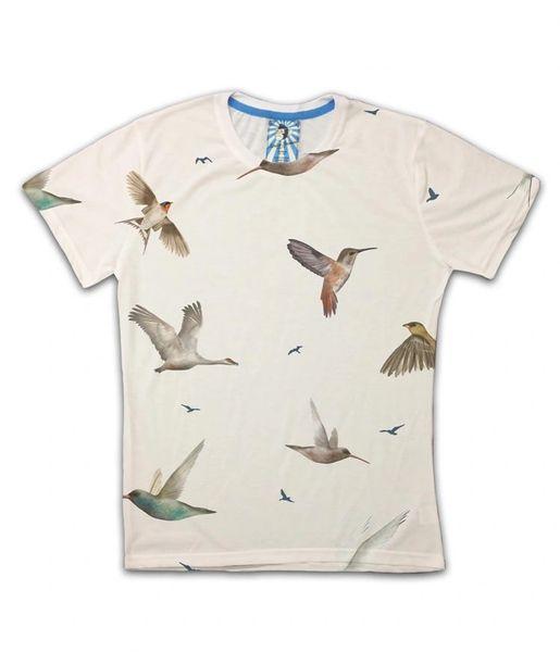 Bird cream