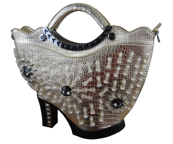 Shoe Shaped Handbag