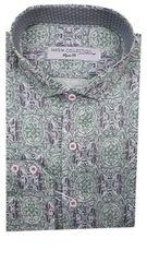 Farsim Oval Paisley Shirt