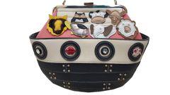 Novelty Noah's Ark Handbag