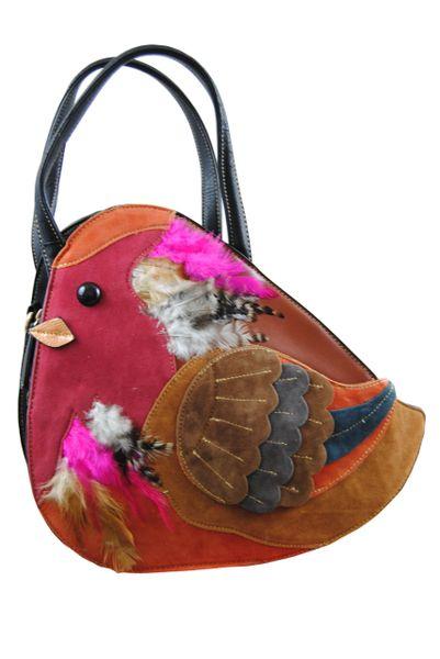 Robin handbag
