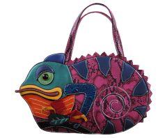 Chameleon Shaped Handbag