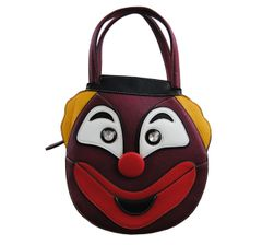 Clown face Handbag