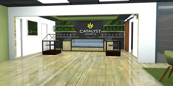 Architect, Architecture, Anchorage, Cannabis, Marijuana, Dispensary, Catalyst Cannabis Co