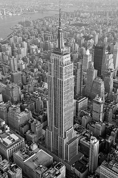 CLIMB THE EMPIRE STATE BUILDING?  CHECK OUT THE CHARITY CHALLENGE.