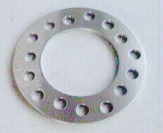"Wheel Spacer 6"" 5 lug 1/2 thick ...........................................56-400"