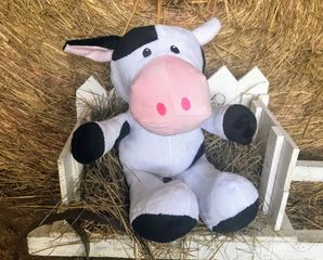 "20"" SBFSprouts Original Cow"
