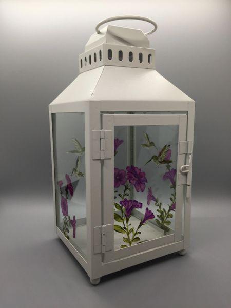 Hummingbird Lantern