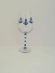 Anchors, Wine Glasses