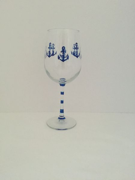 Anchors, Wine Glasses