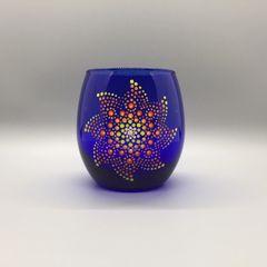 Pinwheel Dot Mandala