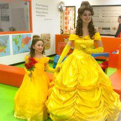 Character Visit: Princess