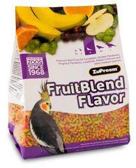 ZuPreem Fruitblend Medium 2lb