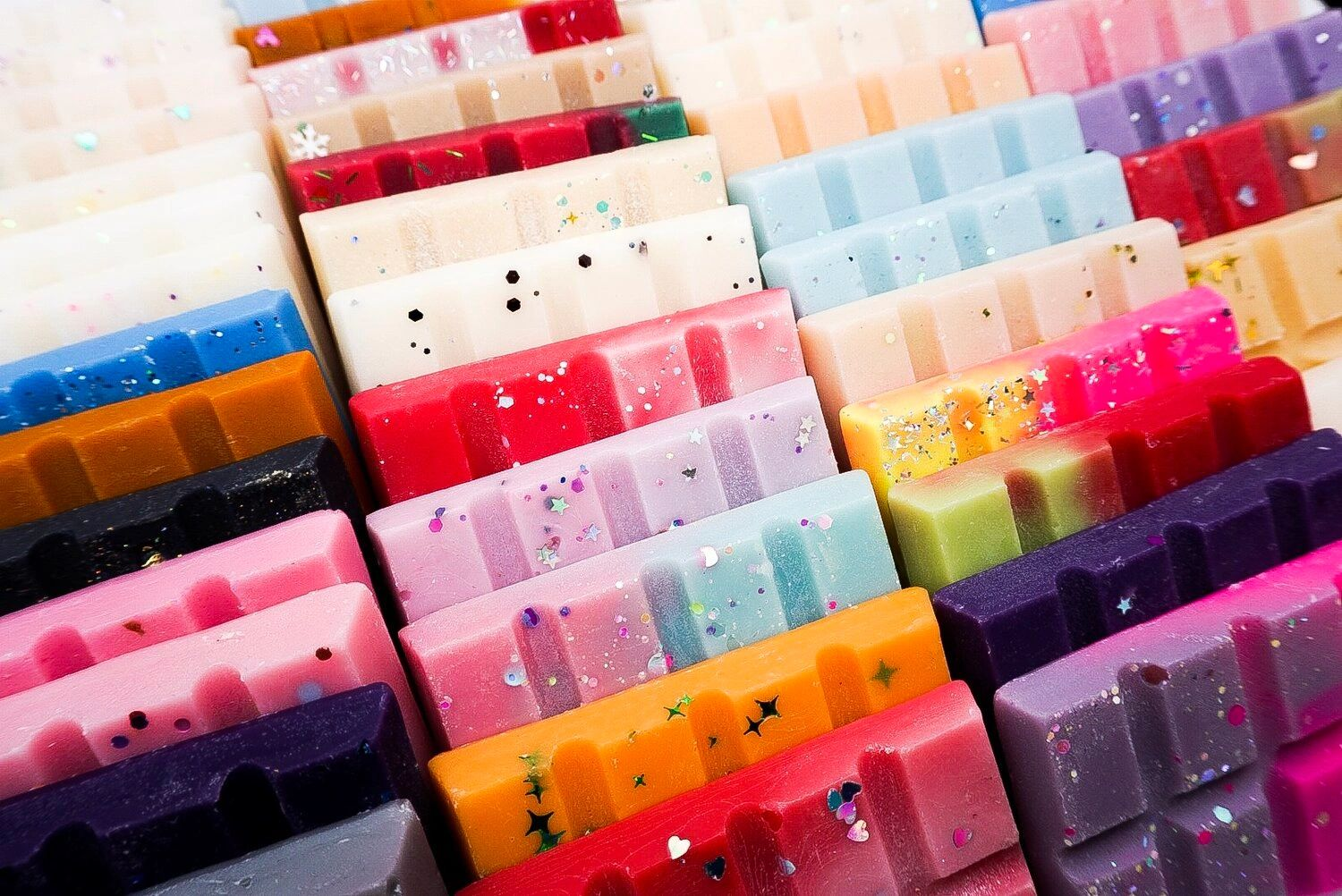With so many bars to choose from we have scent for everyone!  You could say it's Heaven Scent!!