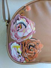 Floral Luna Crossbody