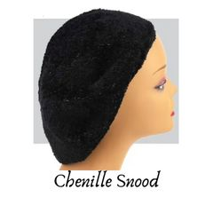 Chenille Snoods