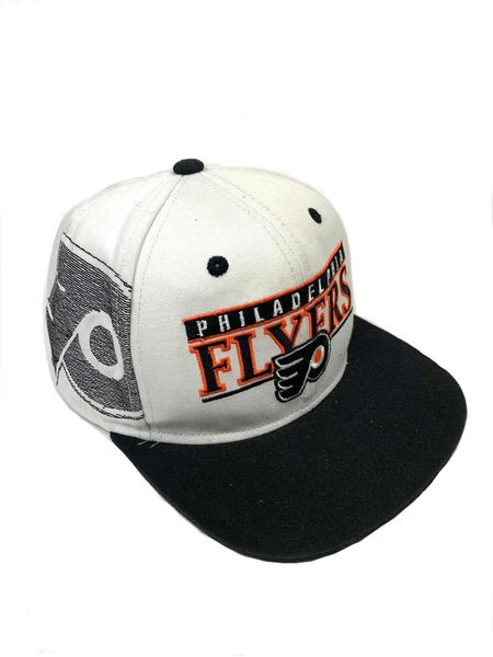 Vintage Philadelphia Flyers Shadow Snapback