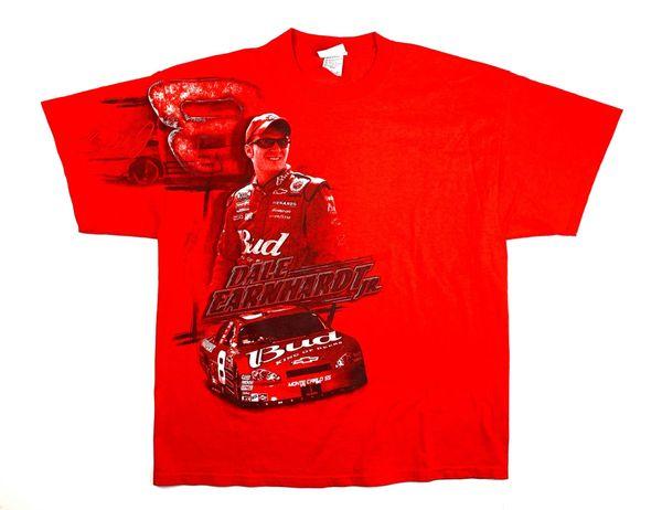 Dale Jr Budweiser NASCAR Tee