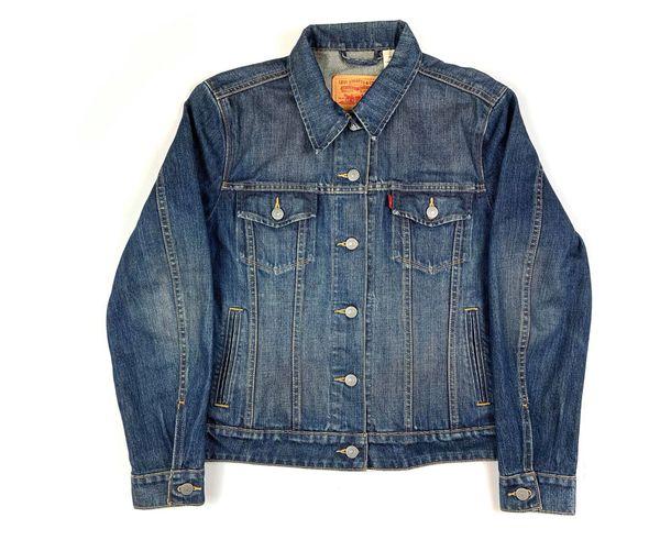 Levis Womens Jean Jacket