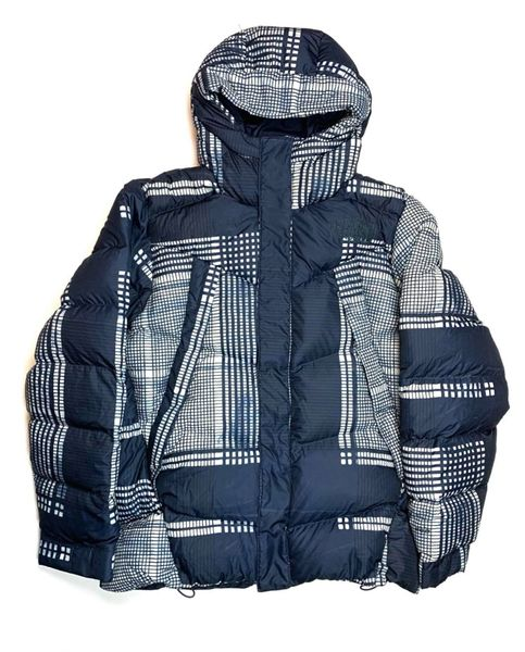 North Face 550 Down Puffer Jacket