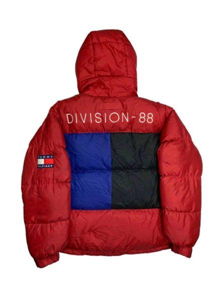 Vintage Tommy Hilfiger Division 88 Down Puffer Jacket