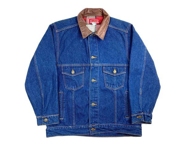 Vintage Marlboro Country Jean Jacket