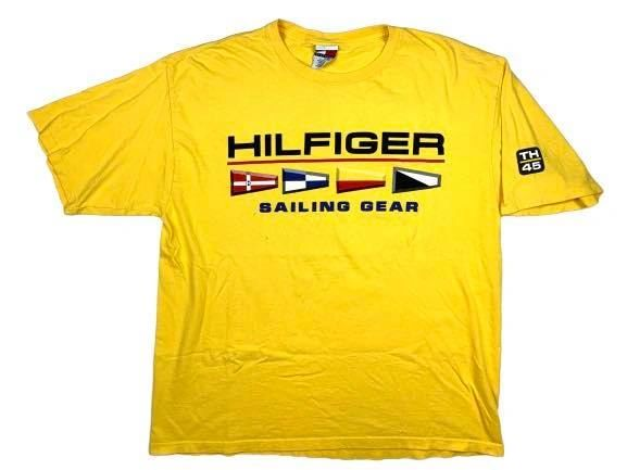 Vintage Tommy Hilfiger Sailing Gear Tee