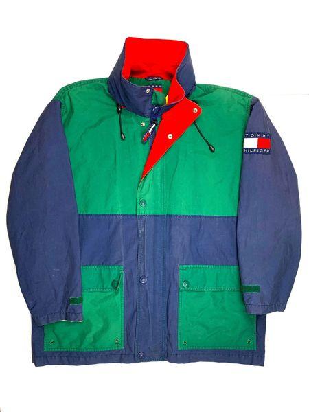 Vintage Tommy Hilfiger Colorblock Jacket