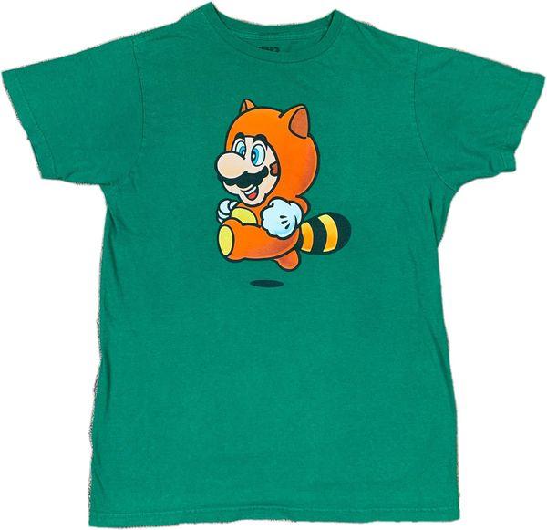 Nintendo Super Mario Bros 3 Video Game Tee
