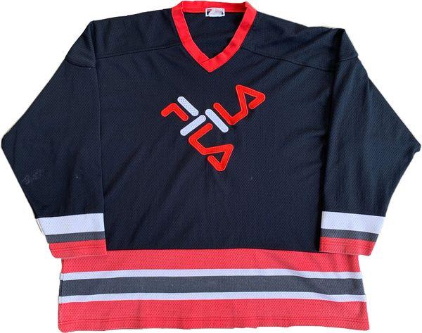 Vintage FILA Hockey Jersey