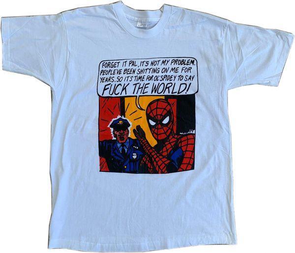 Vintage Spider-Man FTW Tee