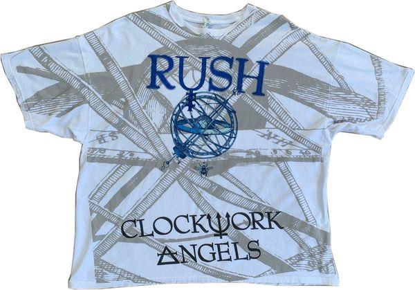 2013 Rush Clockwork Angels Tee