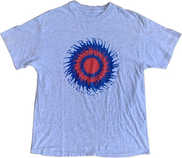 Vintage 1996 Steve Miller Band Live in the USA Tour Tee