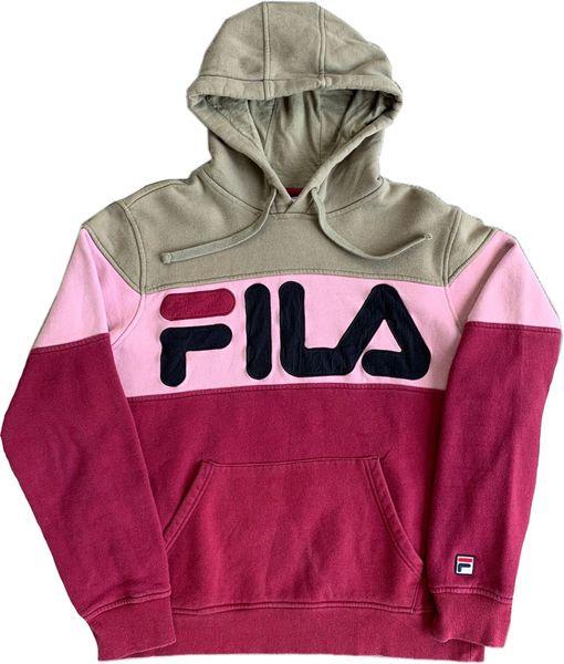 FILA Colorblock Hoodie
