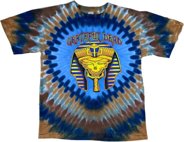 Grateful Dead Pharaoh Tie Dye Tee