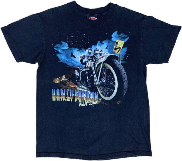 Vintage 1998 Harley Davidson Wild Spirit Tee