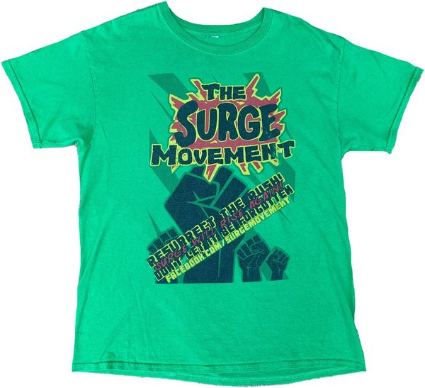 The Surge Movement Promo Tee